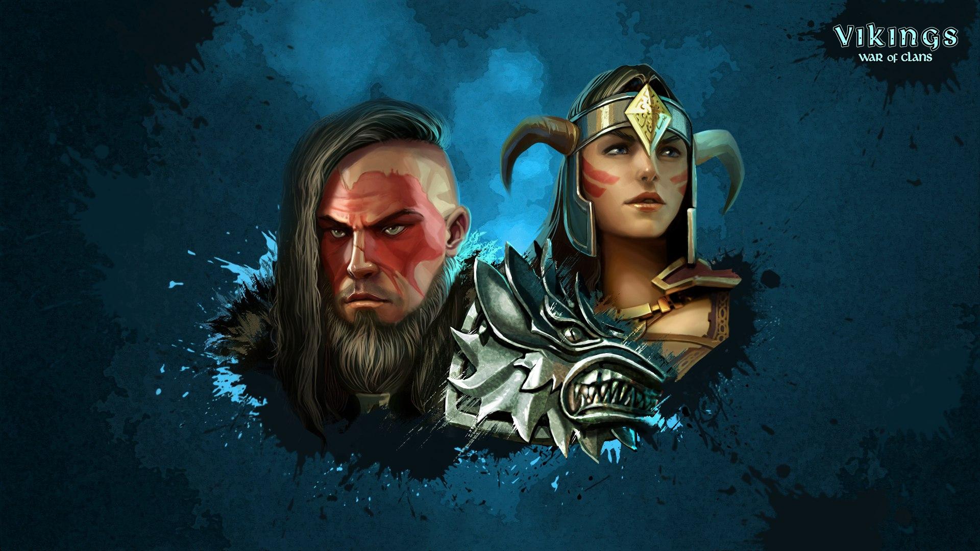 Гайд по игре Vikings War of Clans: Герои и Шаманы. - Изображение 1
