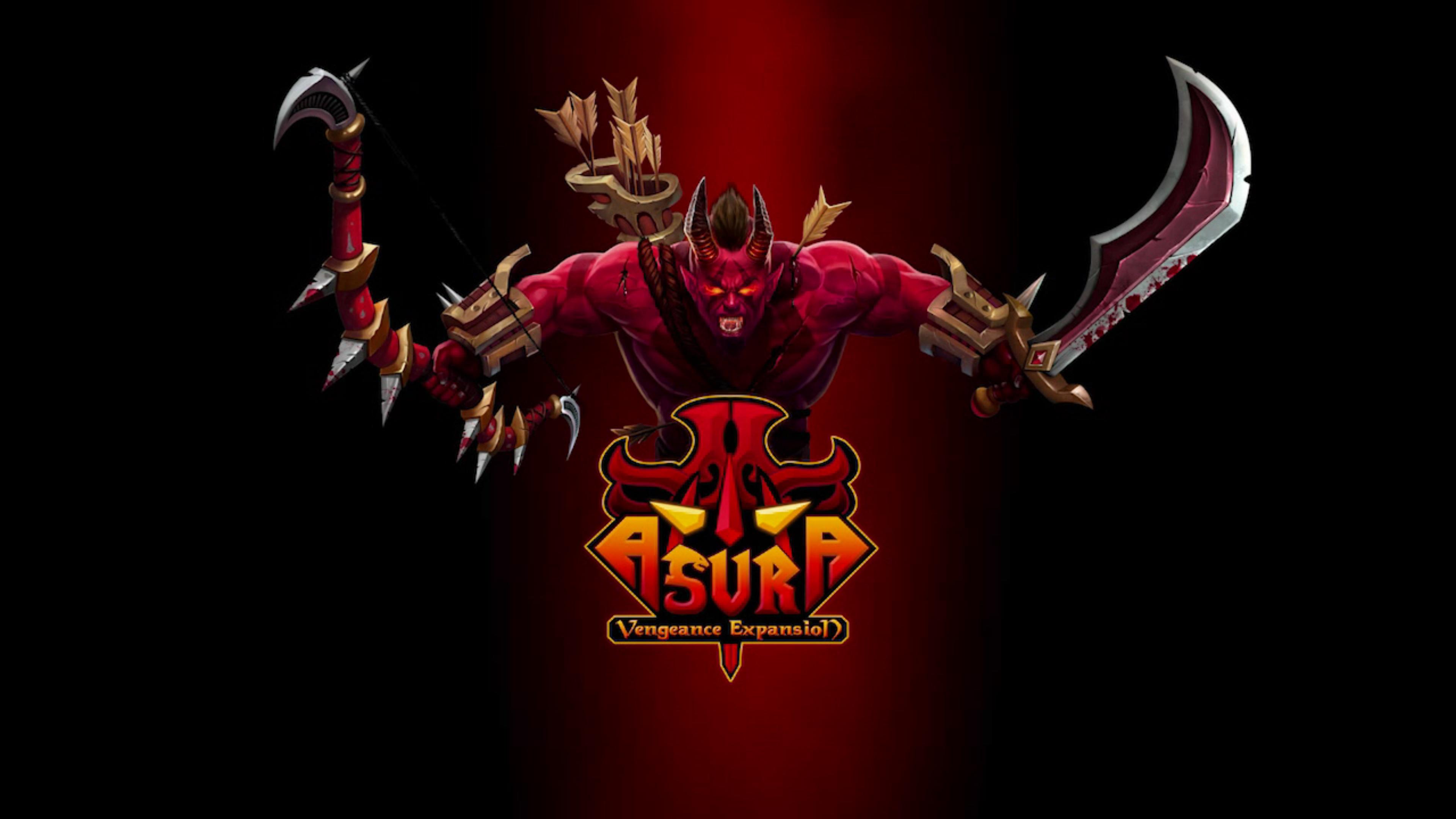 Обзор не найденной игры (ч.56) Asura: Vengeance Expansion. - Изображение 1