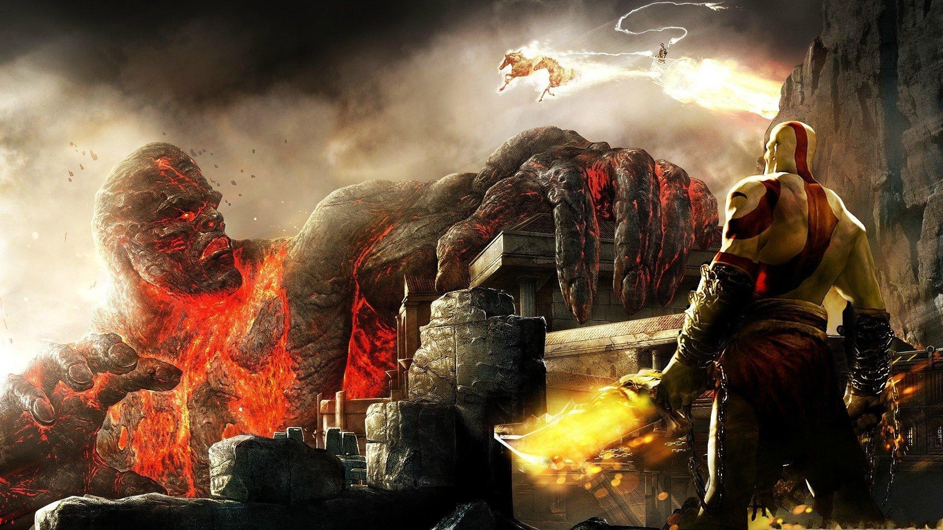 За что я люблю старого Бога Войны? Обзор God of War III (18+). - Изображение 1