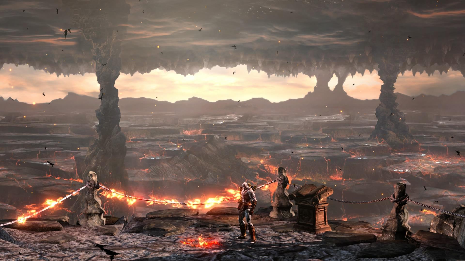 За что я люблю старого Бога Войны? Обзор God of War III (18+). - Изображение 7