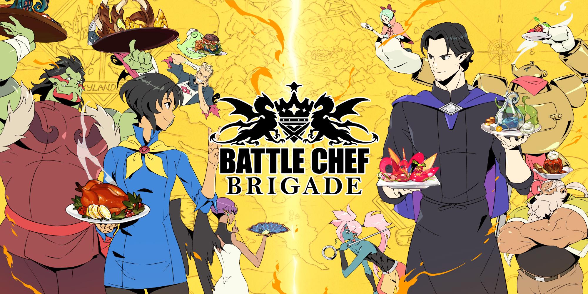 Battle Chef Brigade - кромсай и готовь. - Изображение 1