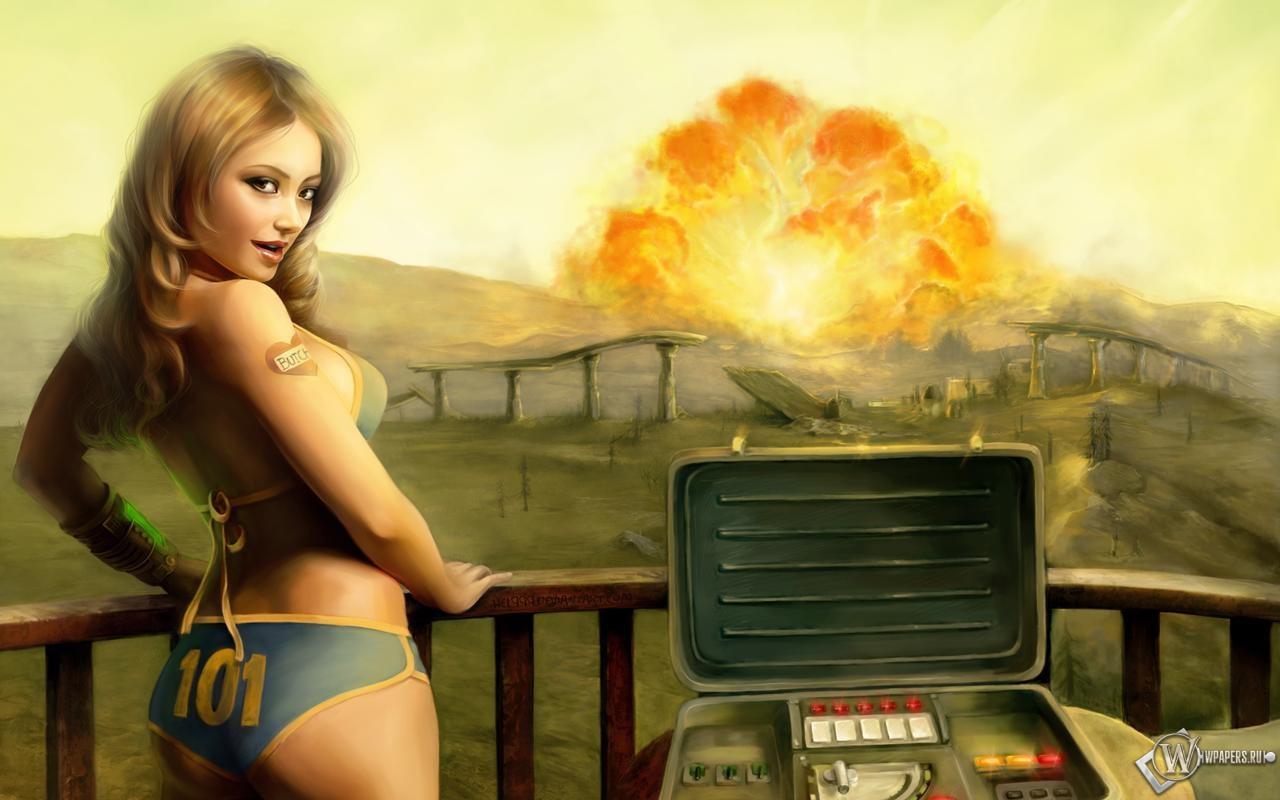 Болтовня #3 - про серию игр Fallout  . - Изображение 1