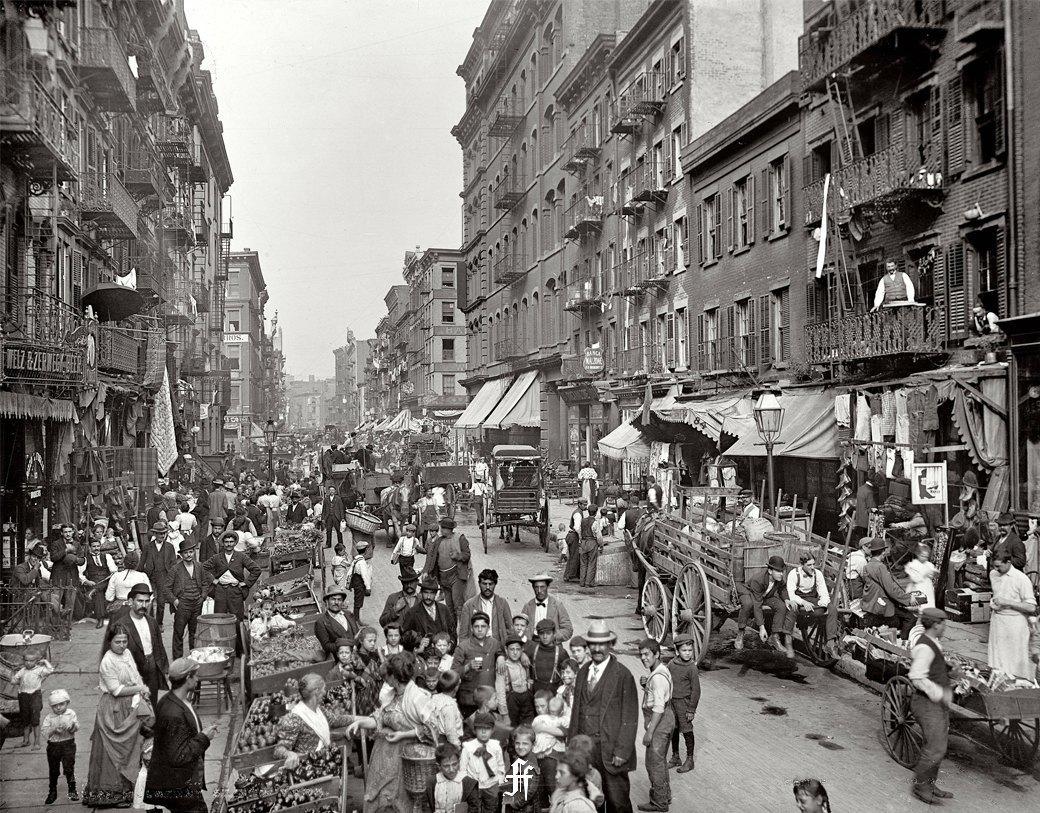 [Достойное упоминание] фильм «Gangs of New York» или пять углов Манхэттена. - Изображение 2