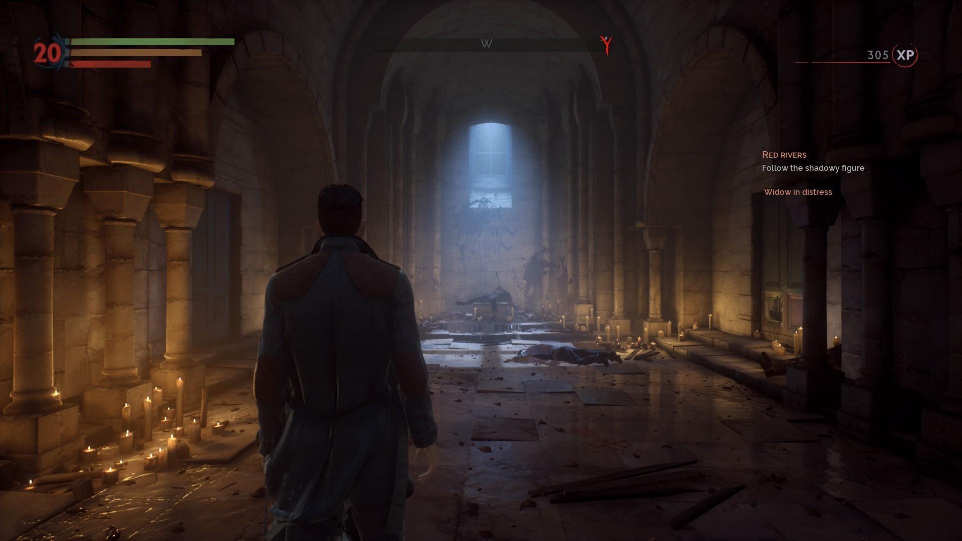 Запоздавший обзор Vampyr. - Изображение 4