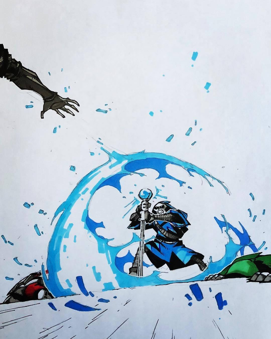 Похитители мечей. - Изображение 26