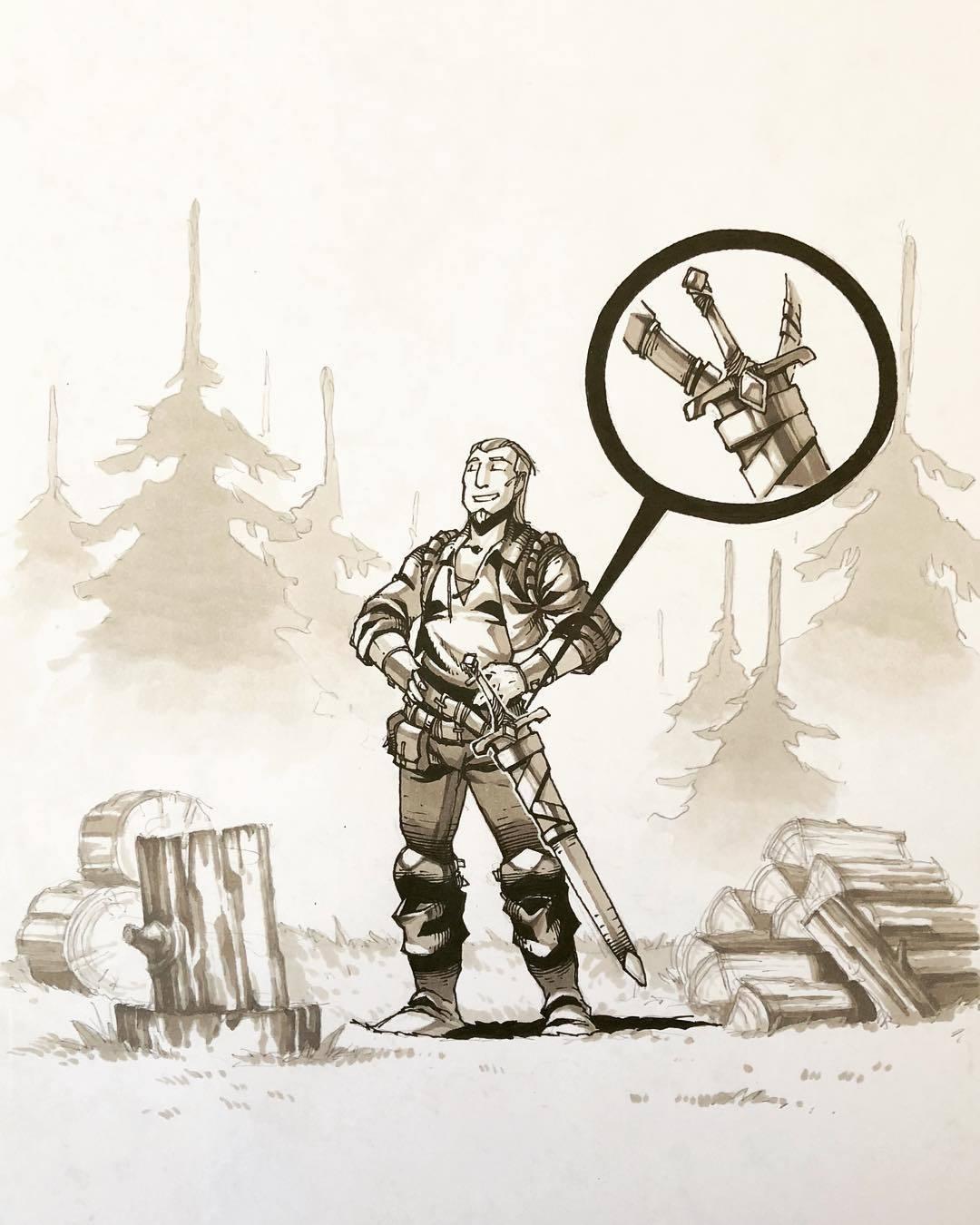 Похитители мечей. - Изображение 5