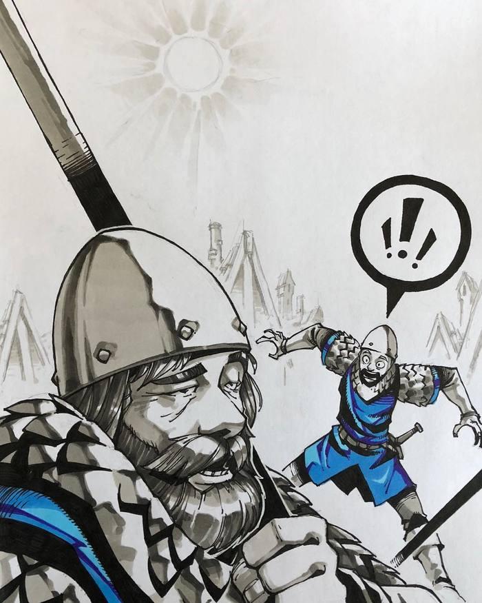 Похитители мечей. - Изображение 13