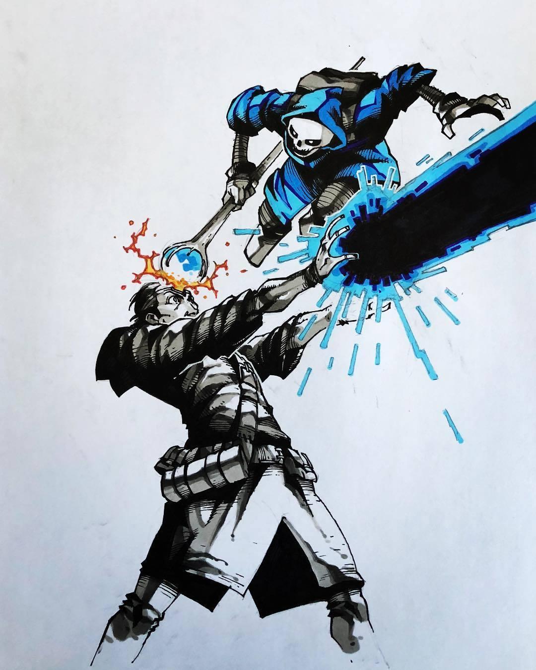 Похитители мечей. - Изображение 28