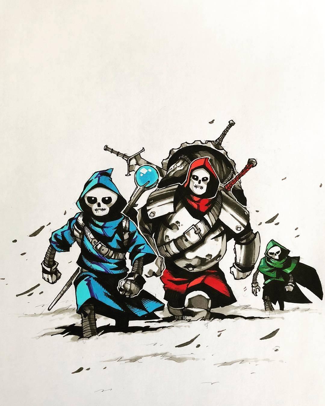 Похитители мечей. - Изображение 19