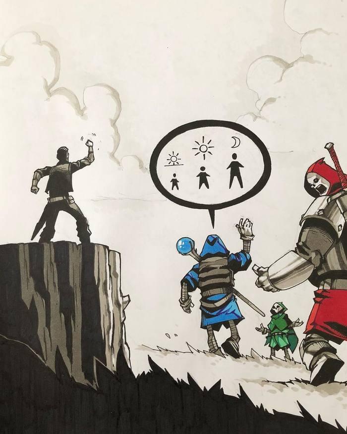 Похитители мечей. - Изображение 10