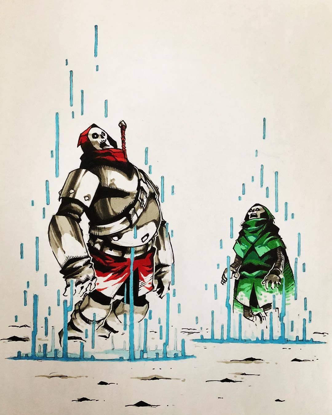 Похитители мечей. - Изображение 32