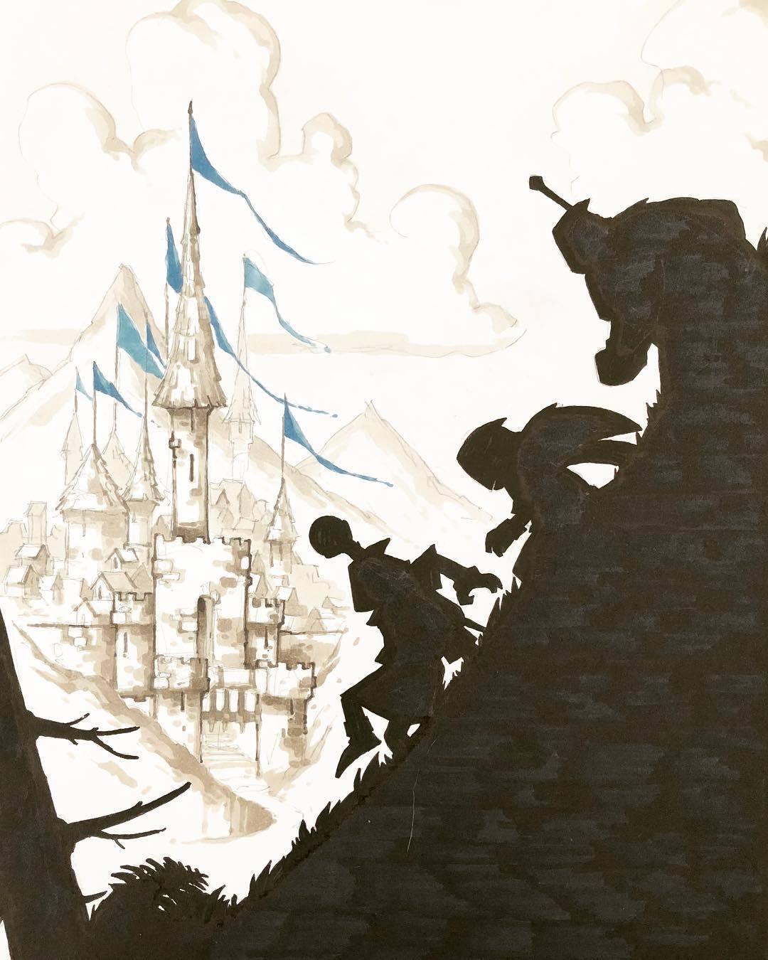 Похитители мечей. - Изображение 11