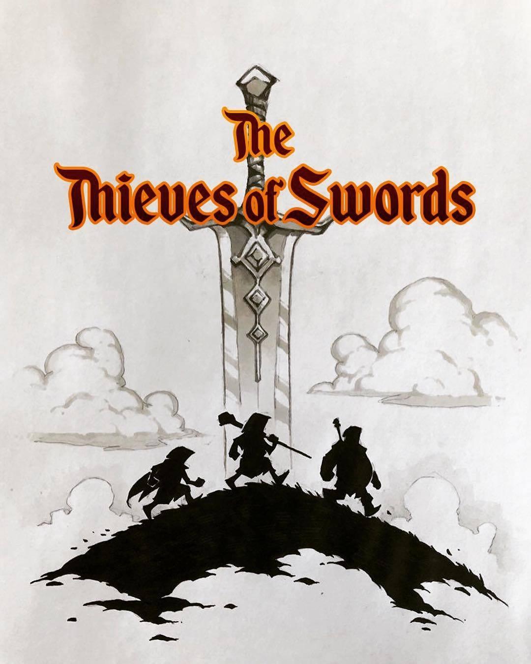 Похитители мечей. - Изображение 1
