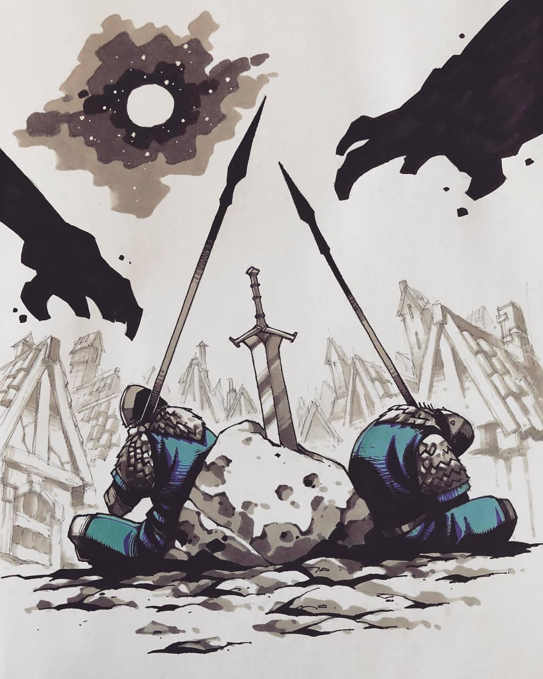 Похитители мечей. - Изображение 12