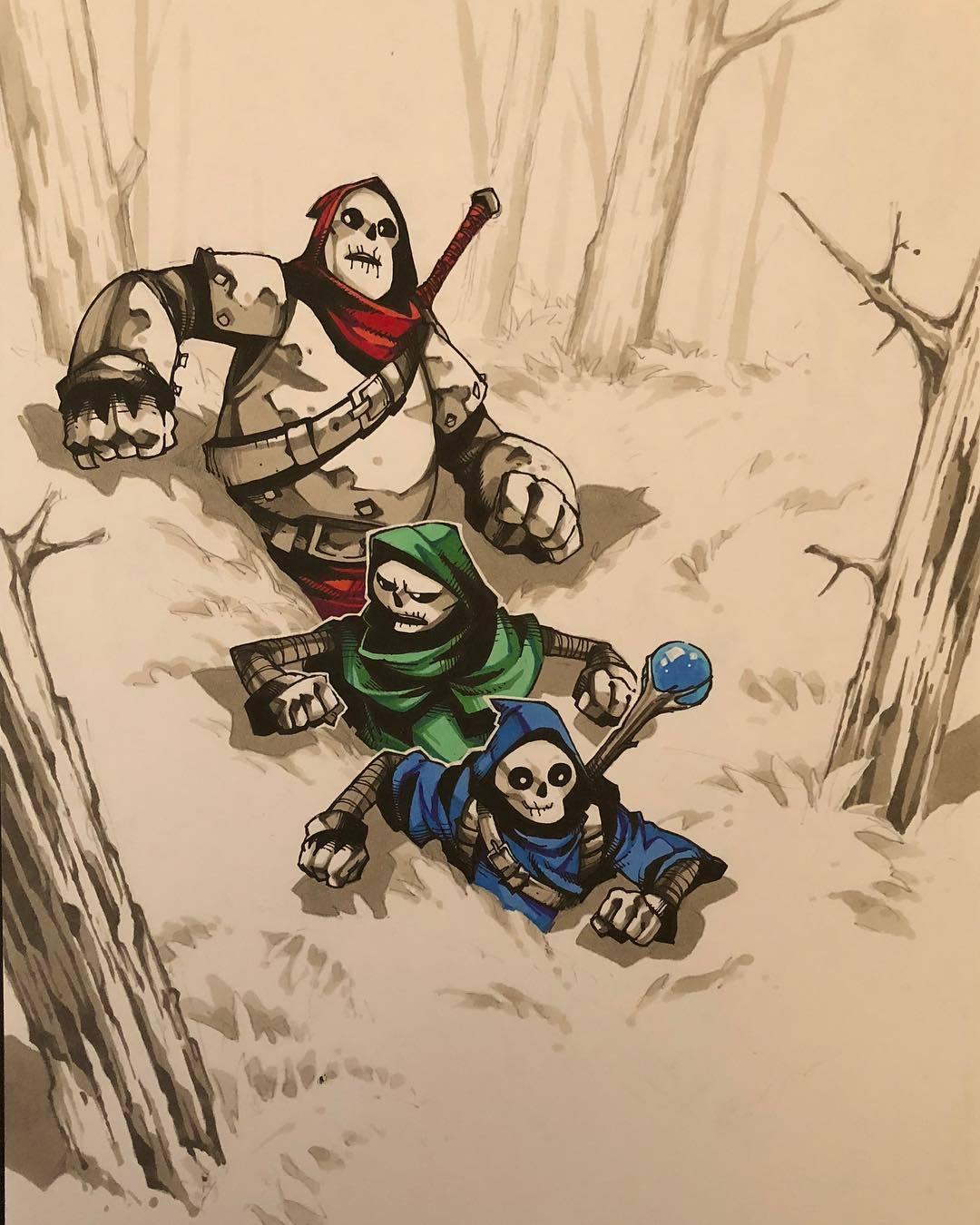 Похитители мечей. - Изображение 3