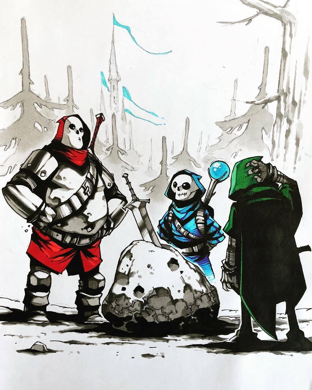 Похитители мечей. - Изображение 14
