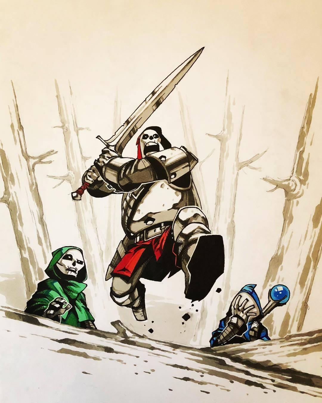 Похитители мечей. - Изображение 6