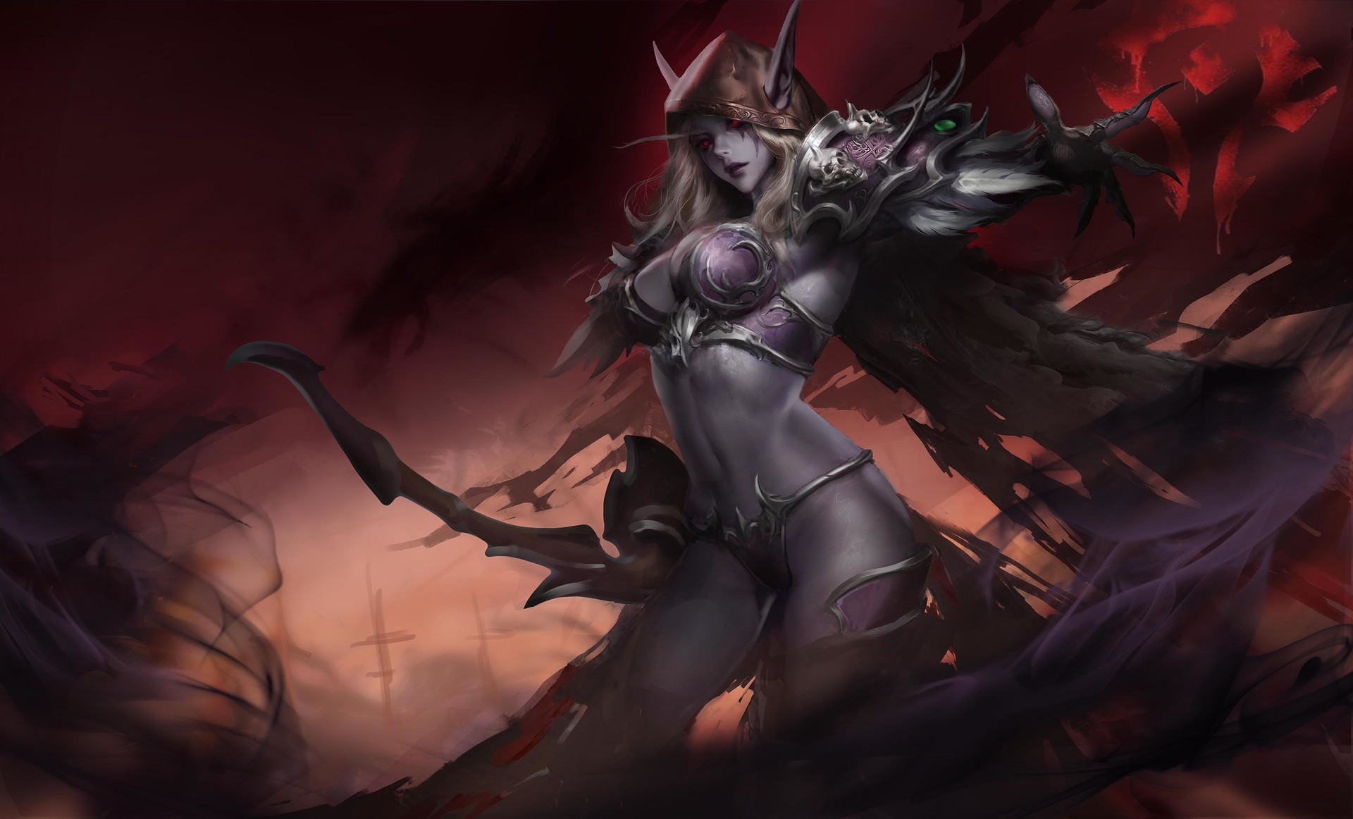 sylvanas windrunner wowpedia your wiki guide to the - HD1920×1080