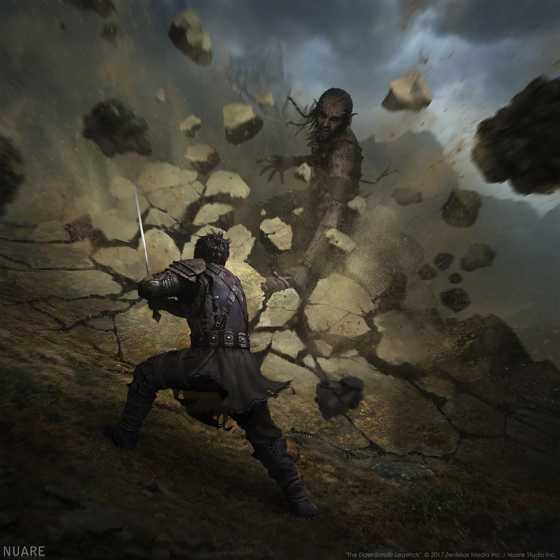 Bryan Sola и его тёмное фэнтези. - Изображение 21