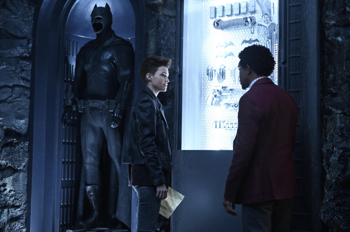 Бэтвумен: Фантазии о лучшем сценарии. - Изображение 4