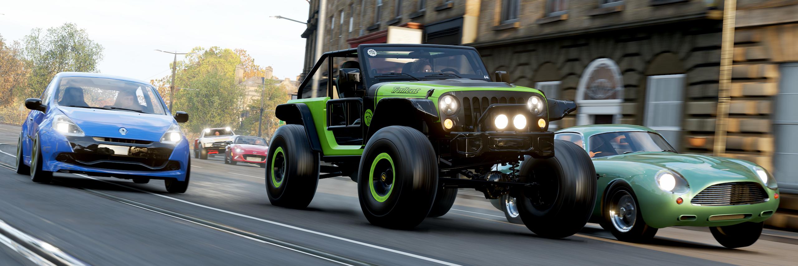 Обзор Forza Horizon 4 - Социалка на колёсах. - Изображение 5