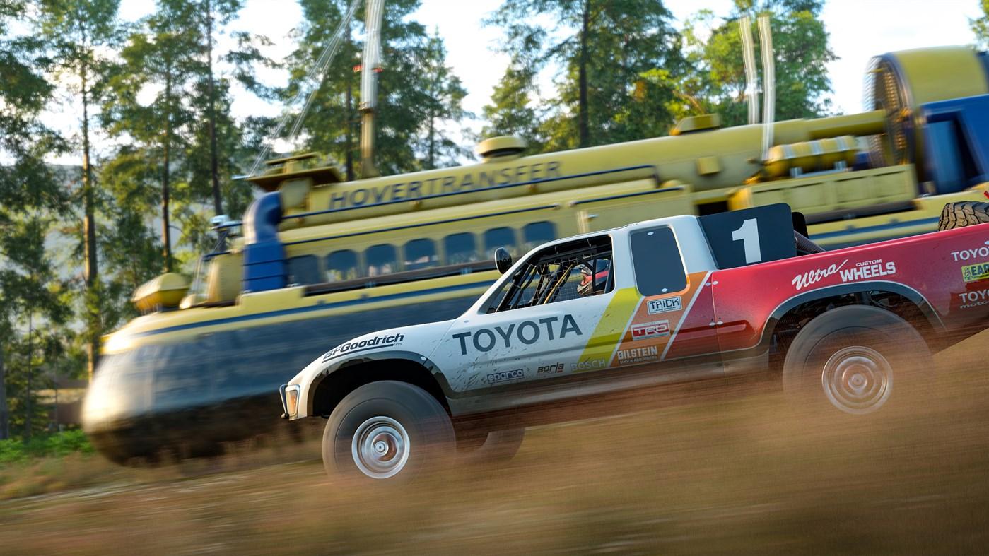 Обзор Forza Horizon 4 - Социалка на колёсах. - Изображение 4