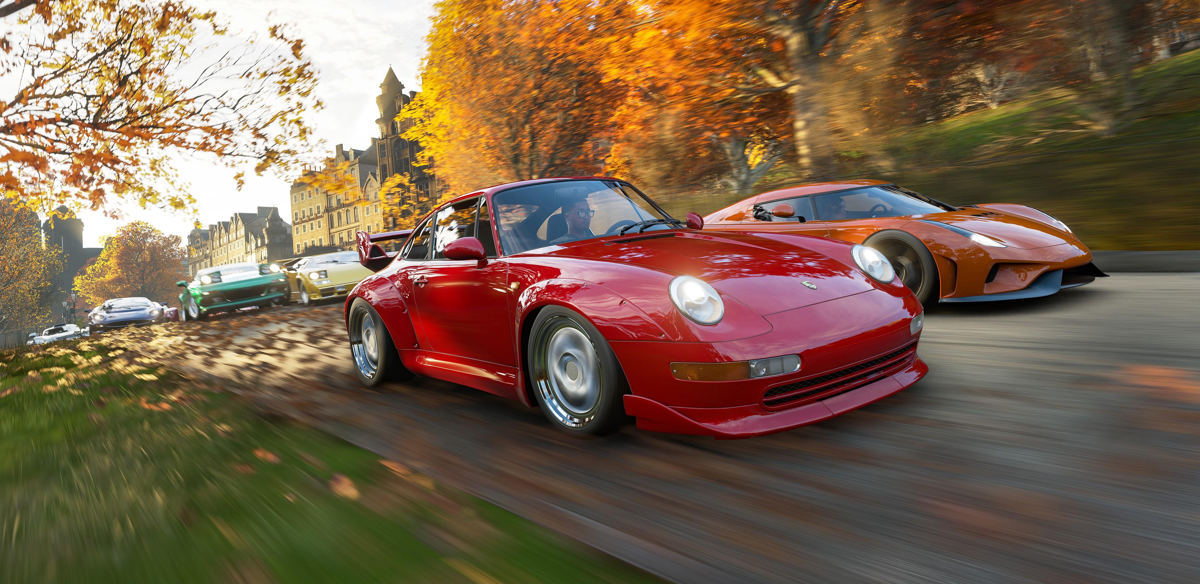 Обзор Forza Horizon 4 - Социалка на колёсах. - Изображение 8