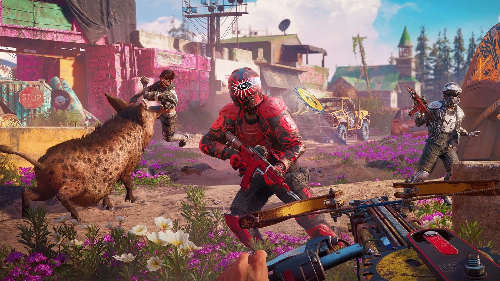 Что купить Metro: Exodus или Far Cry New Dawn? Точно не Crackdown 3!. - Изображение 5