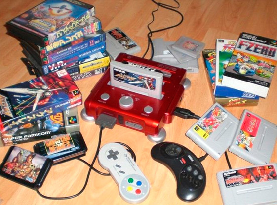 Проблемы геймеров 90-ых. - Изображение 1