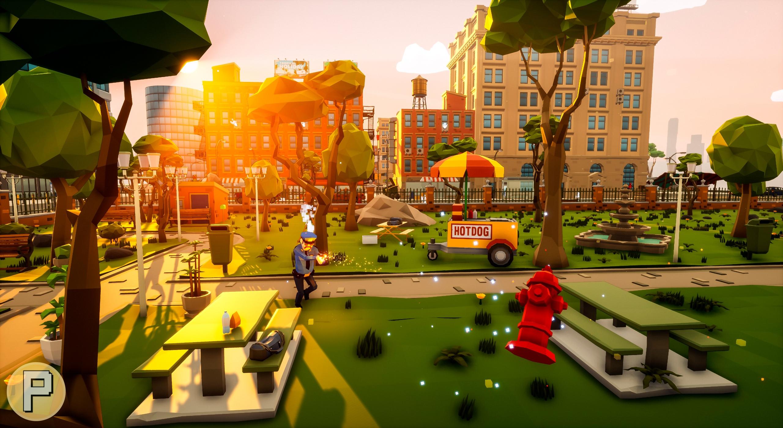 Peekaboo - онлайн игра в жанре PropHunt от инди разработчиков. - Изображение 1