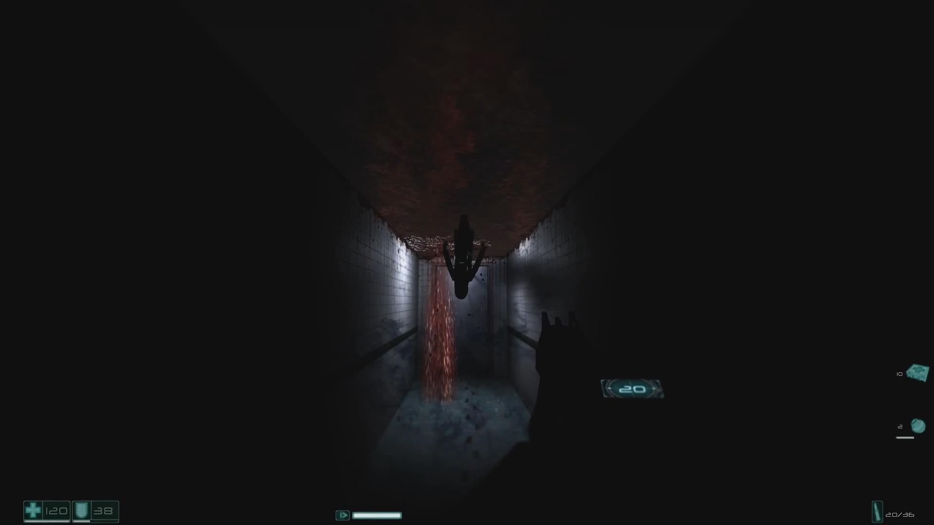 Взгляни в глаза страху... Обзор игры F.E.A.R.. - Изображение 11