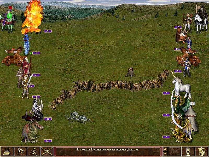 Игровой автомат герои меча и магии 3