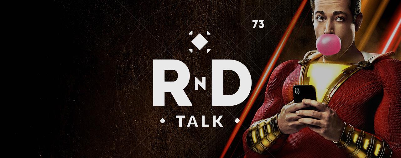 Подкаст RND Talk #73 — Скрилекс против комаров (клонирование, Шазам и дабстэп). - Изображение 1