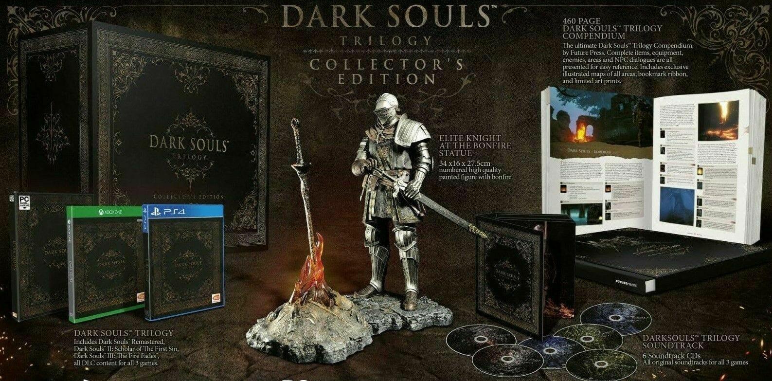 [Эксперимент] Обзор коллекции Dark Souls. - Изображение 1