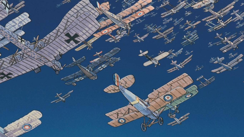 Полёт в работах Хаяо Миядзаки. - Изображение 10