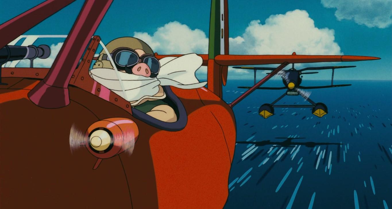 Полёт в работах Хаяо Миядзаки. - Изображение 9