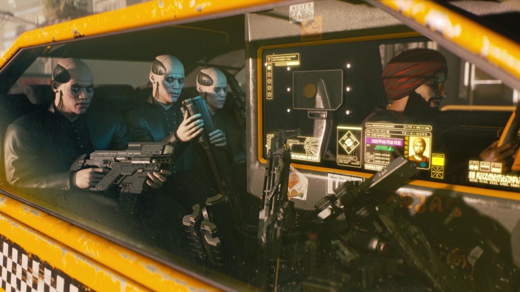 Все что известно о Cyberpunk 2077. - Изображение 32