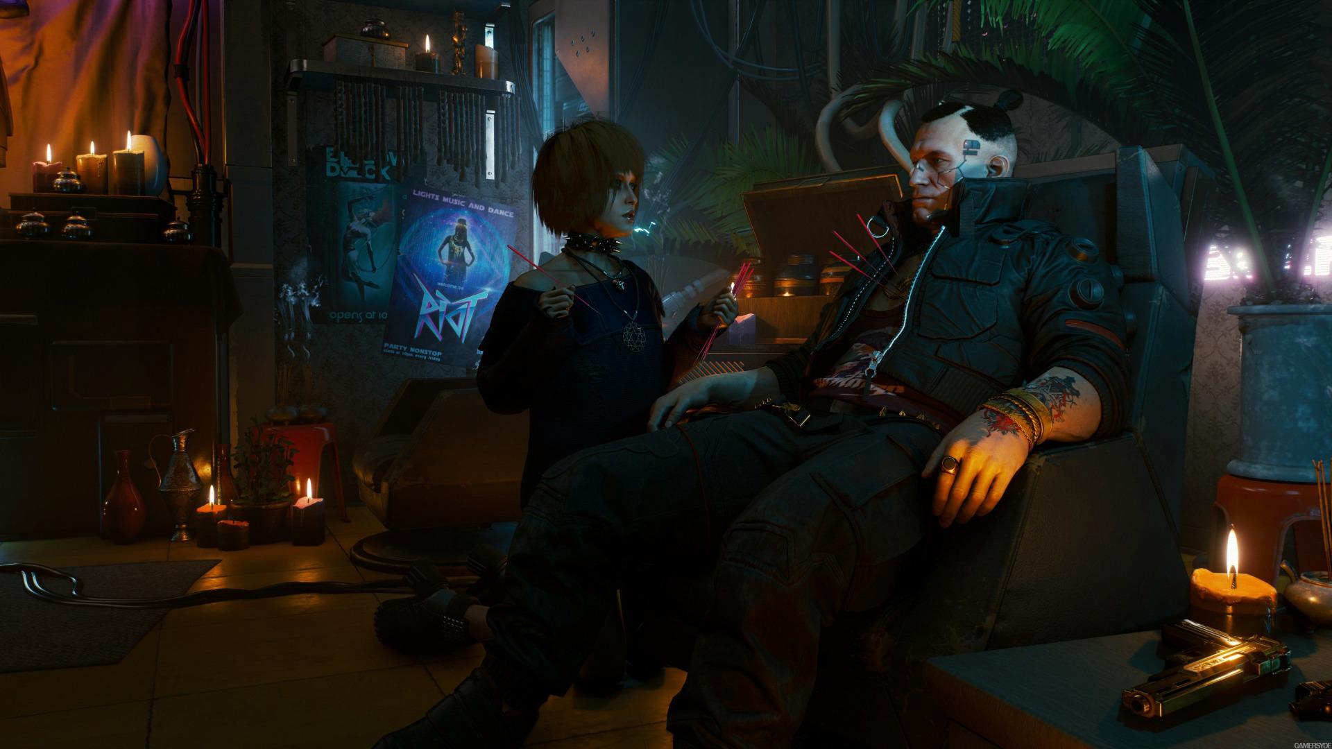 Все что известно о Cyberpunk 2077. - Изображение 26