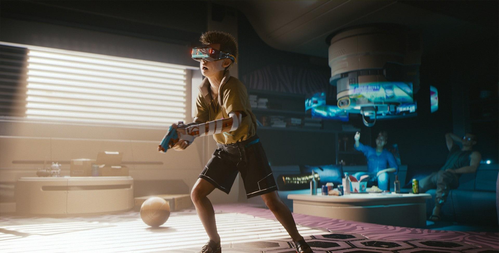 Все что известно о Cyberpunk 2077. - Изображение 27