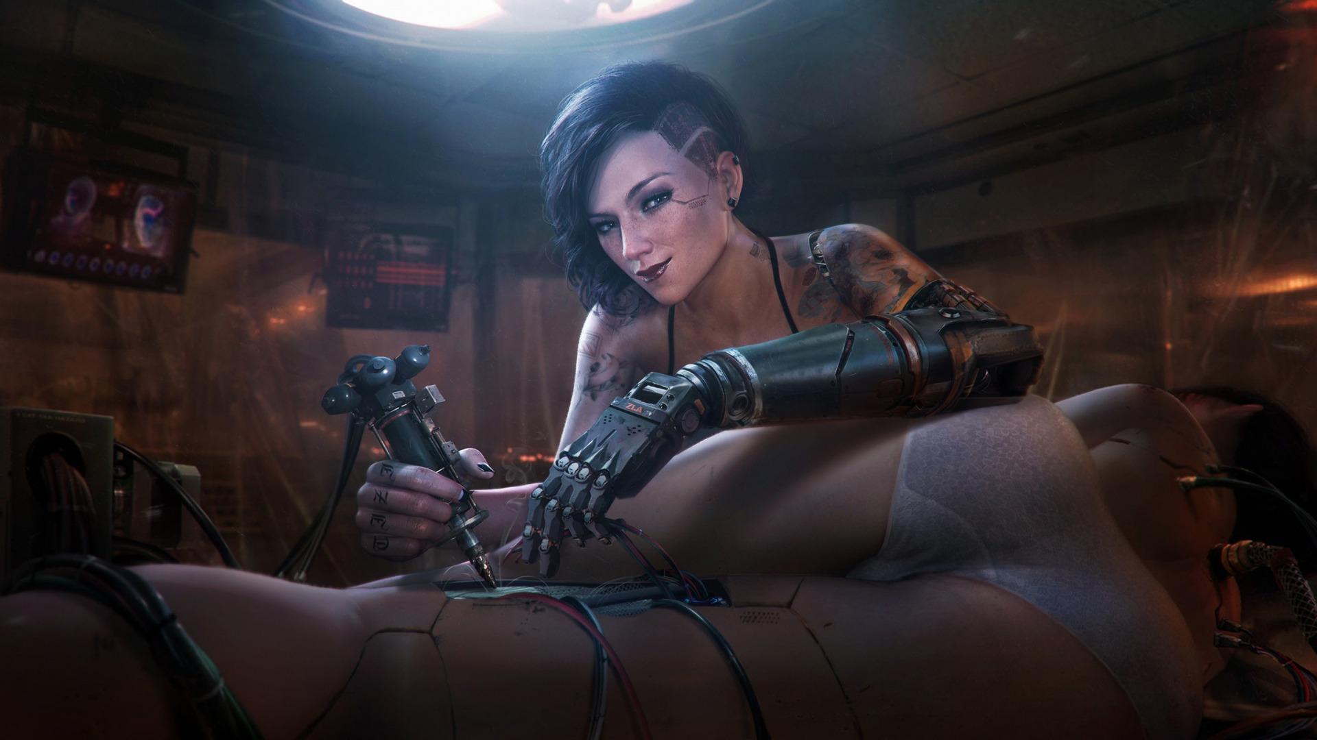 Все что известно о Cyberpunk 2077. - Изображение 23