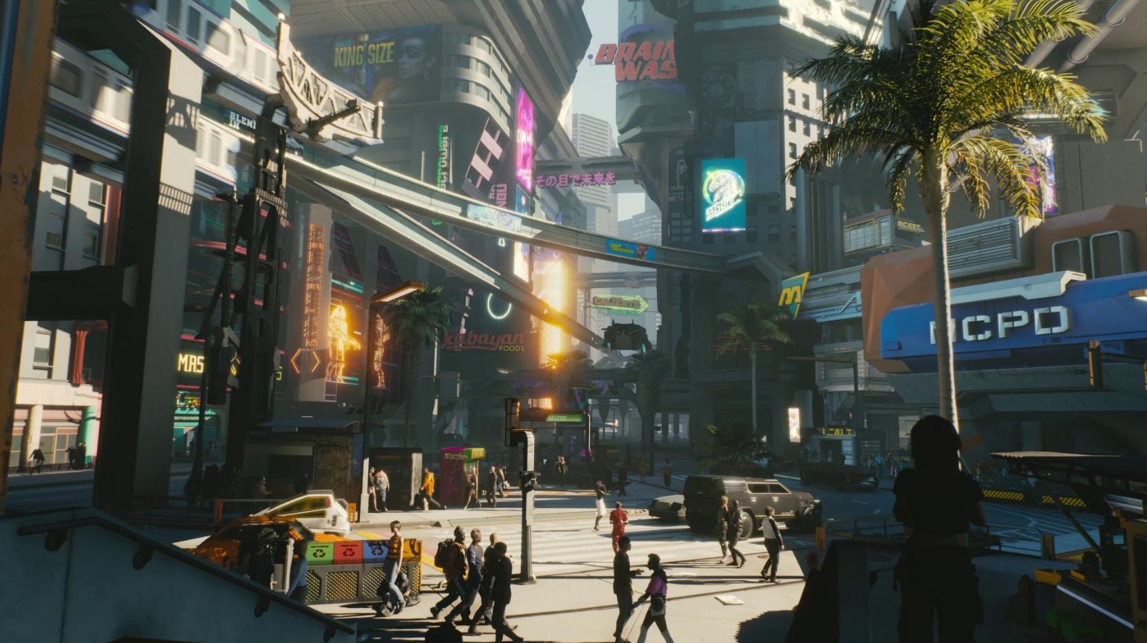 Все что известно о Cyberpunk 2077. - Изображение 9