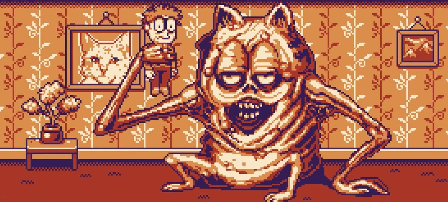 Кошмарный Гарфилд для GameBoy закончен и готов мешать вашему сну. - Изображение 1