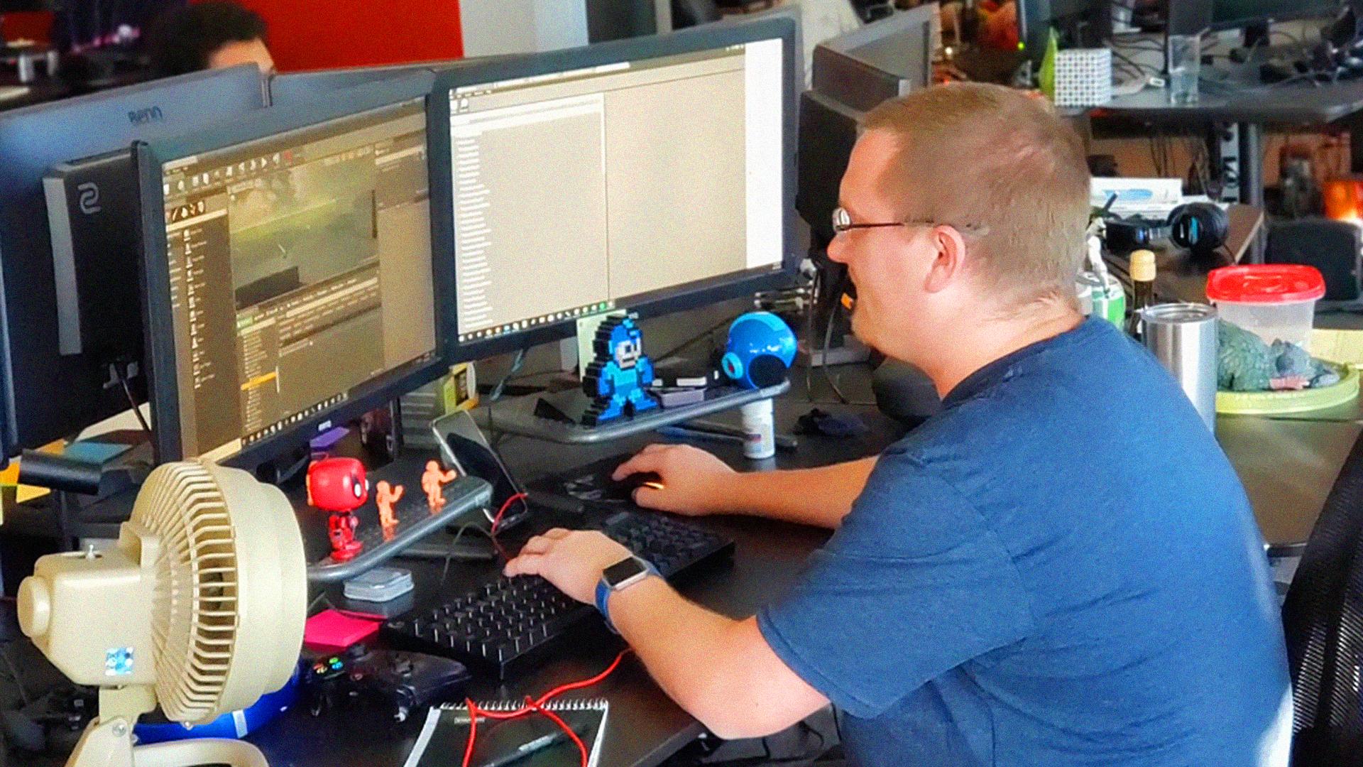 Как стать разработчиком игр - Интервью с работником из Gunfire Games. - Изображение 2