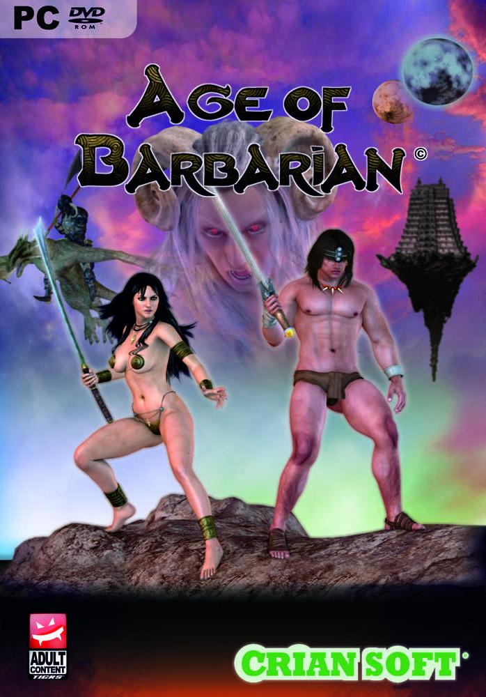 Игровая клубничка 13 : Age of Barbarian . - Изображение 1