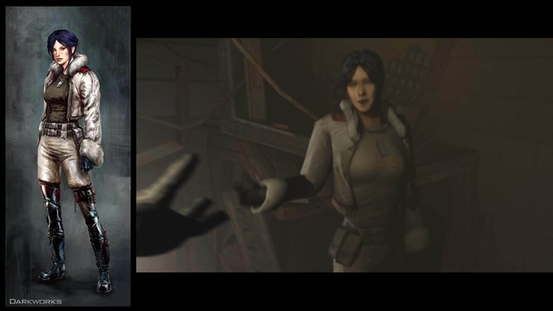 Прохладный Страх   Обзор игры Cold Fear. - Изображение 3