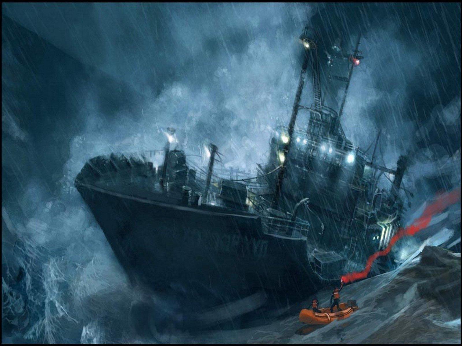 Прохладный Страх   Обзор игры Cold Fear. - Изображение 12