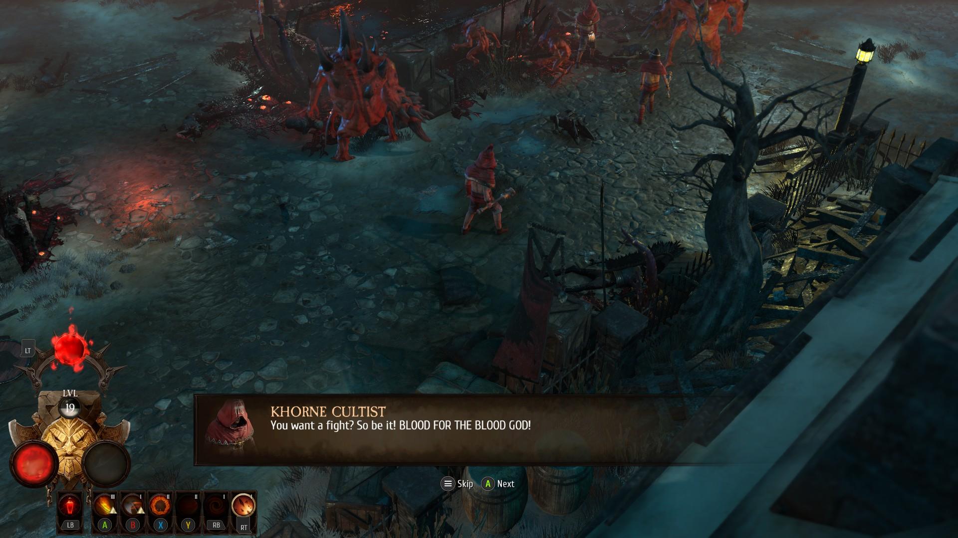 "[PC] Про игру ""Warhammer Chaosbane"". - Изображение 1"