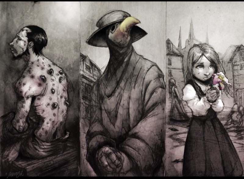 Атмосферный обзор A Plague Tale: Innocence (+Хроника чумы) . - Изображение 9