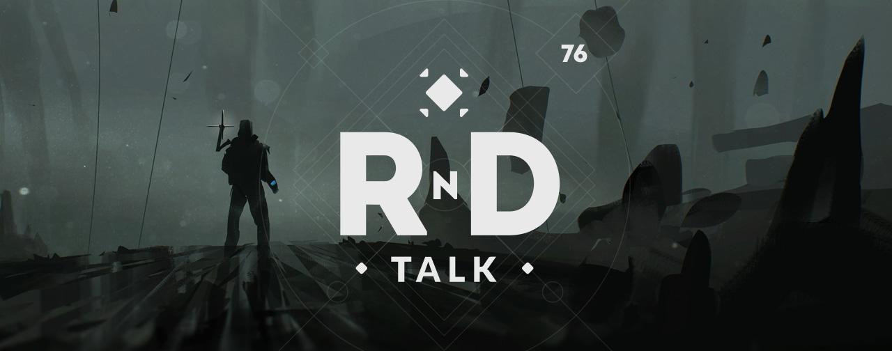 Подкаст RND Talk #76 — Жалкие попытки постичь гениальность (Rage 2, Death Stranding и Dauntless). - Изображение 1