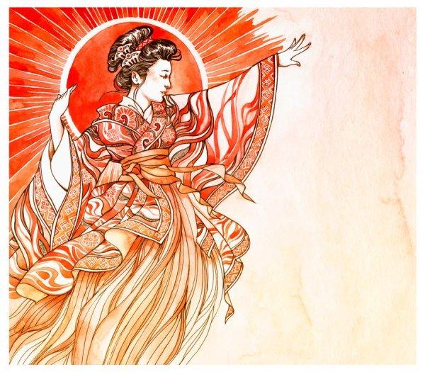 Религия и мифология Японии и их влияние на геймдев и аниме. - Изображение 5